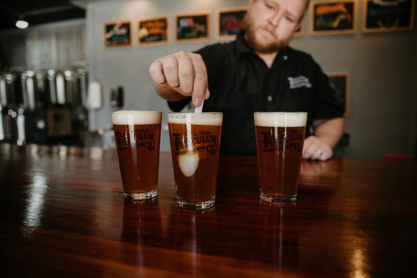 Tusculum Brewing. Courtesy of Visit Boerne