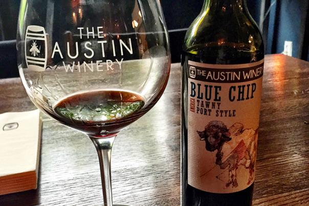 The Austin Winery. Courtesy of Katie Cook.
