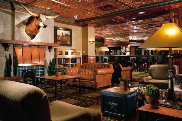 The Driskill Bar. Courtesy of the Driskill Hotel.