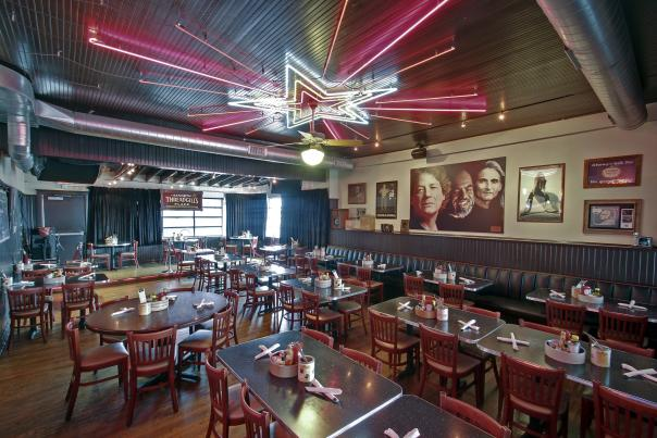Threadgill's North Interior. Courtesy of Threadgill's.