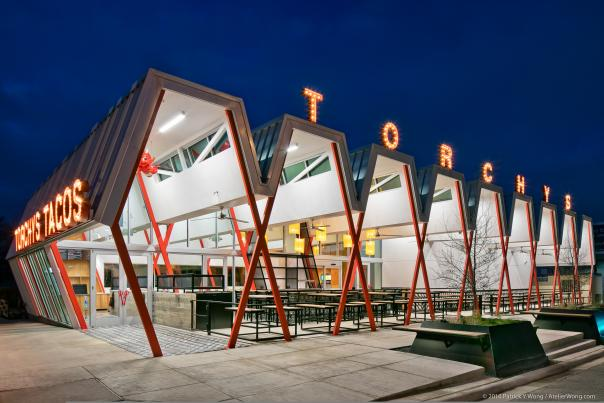 Torchy's South Congress. Credit Patrick Y Wong, AtelierWong.com