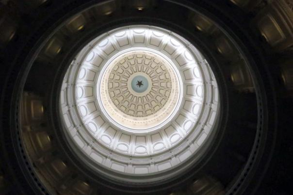 Urban Photography at the Capitol Rotunda. Courtesy of Sydney Chase.