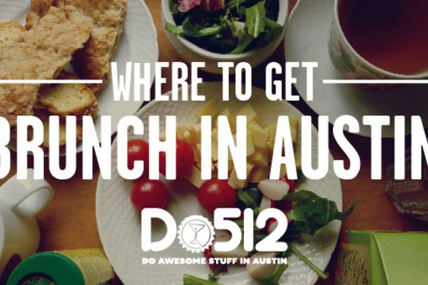 Where to Get Brunch in Austin, courtesy of Do512.