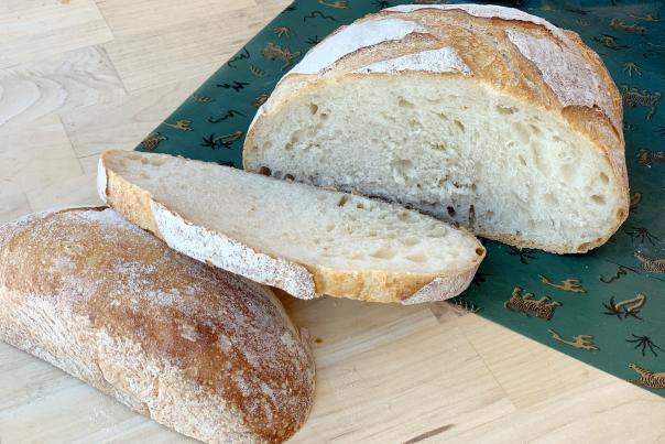 Sourdough Bread Loaf. Courtesy of Easy Tiger.