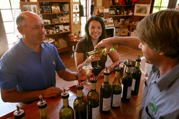 Hill Country Wine Tasting
