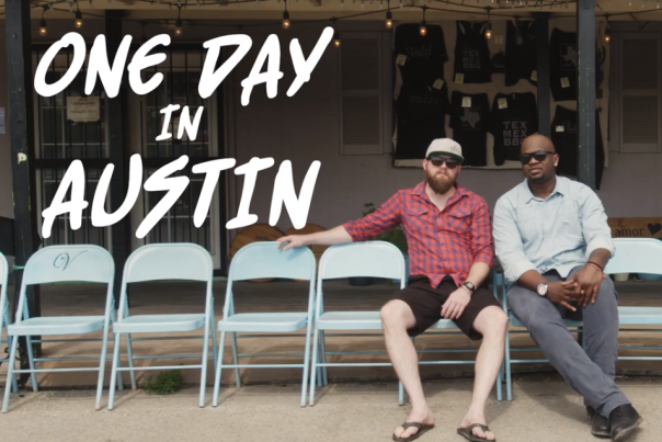 One Day in Austin with chefs Blake Edmunds and Tavel Bristol Joseph.