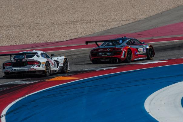 Lone Star Le Mans 2015, Keith Rizzo.