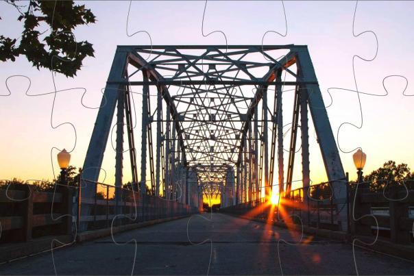 Bridge Jigsaw
