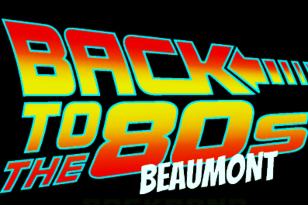 Back to the 80s in Beaumont