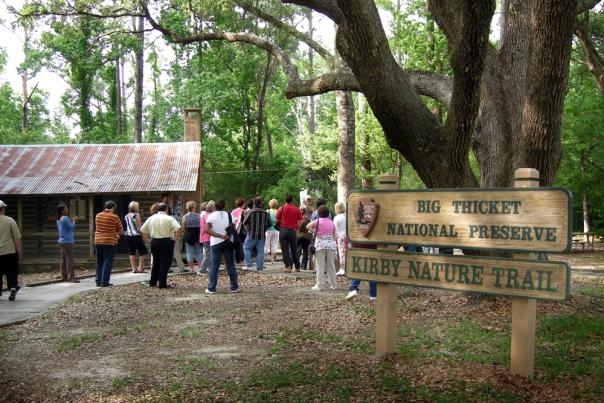 Big Thicket National Preserve Kirby Nature Trail