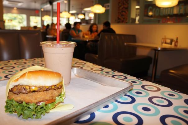 Booty Burger at Willy Burger