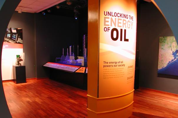 Texas Energy Museum - Unlocking the Energy of Oil