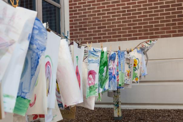 Family Arts Day in Beaumont, Texas