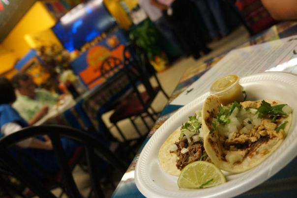 Tacos La Bamba