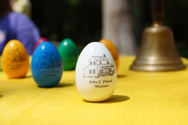 John Jay French Easter Egg