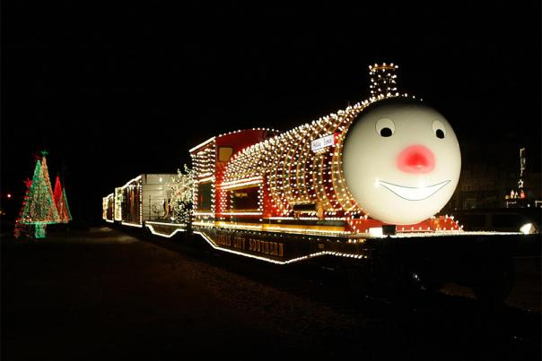 KCS Holiday Express Train