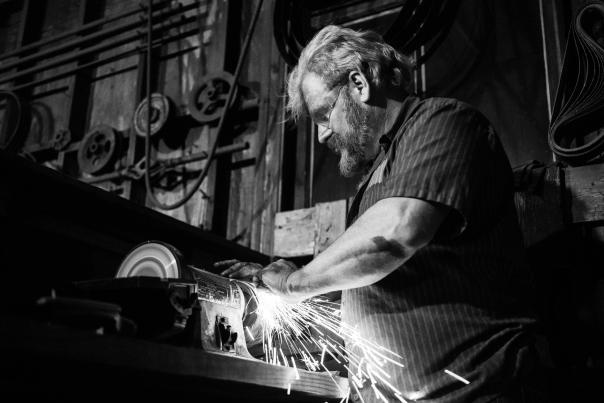Rob Flurry Blacksmith