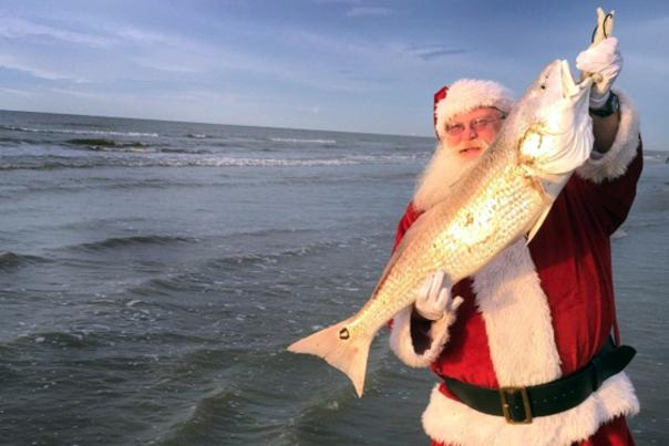 Sea Rim Santa