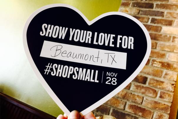 Shop Small in Beaumont
