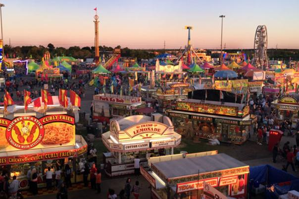 YMBL South Texas State Fair & Rodeo