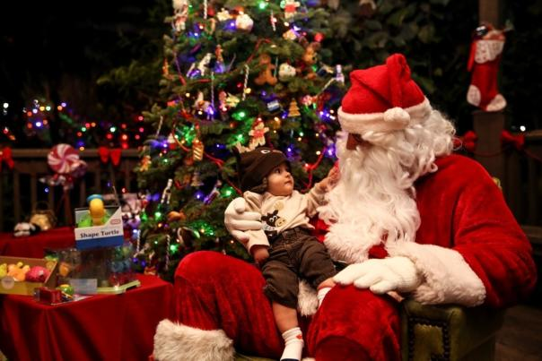 4 Places to Take Your Santa Photos in Bellevue