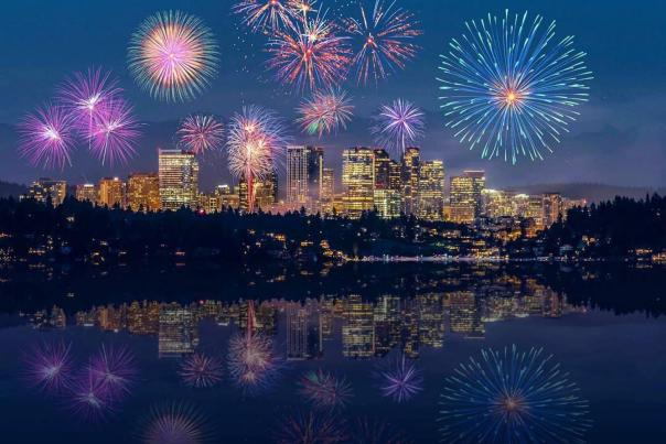 Where to Celebrate New Year's Eve in Bellevue!