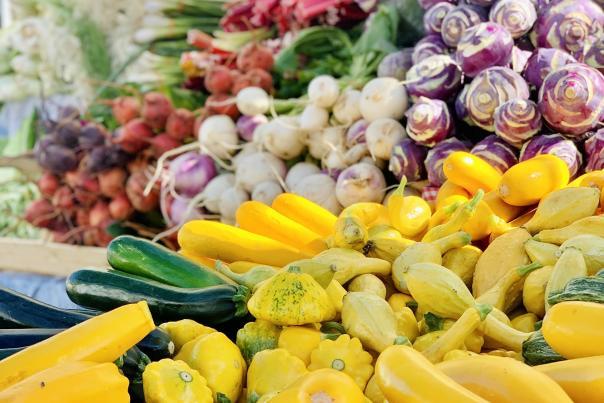 Bellevue Farmer's Market 1