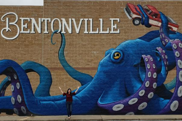 A Weekend Guide to Bentonville, Arkansas