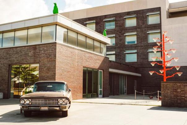 CULTURE + COMFORT | 21C MUSEUM HOTEL BENTONVILLE