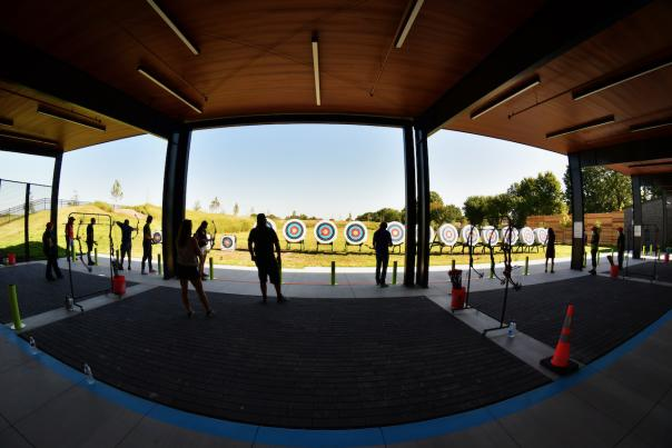The Quiver Archery Range