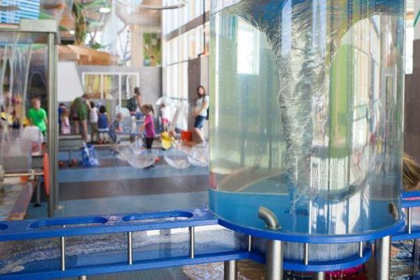 In less than four years, Scott Family Amazeum in Bentonville welcomes one million visitors
