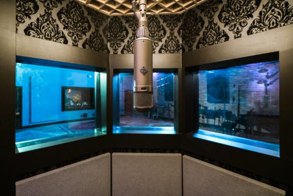 HAXTON ROAD STUDIOS ADDS ANOTHER ISO ROOM TO STUDIO A