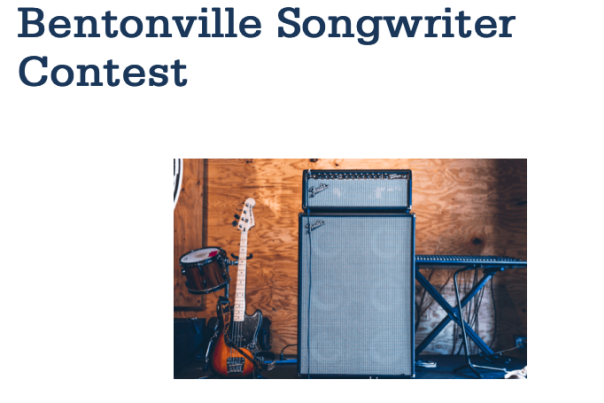 Calling all NWA songwriters! Visit Bentonville hosts songwriting contest