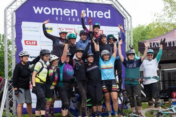 Women Shred festival celebrates women in mountain biking