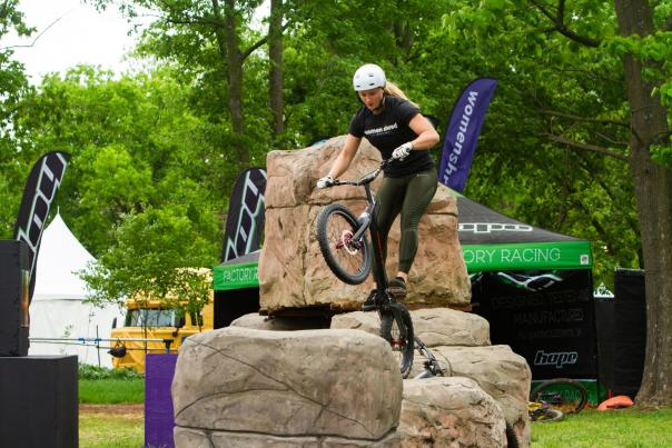 Inaugural Women Shred cycling festival makes mark in US