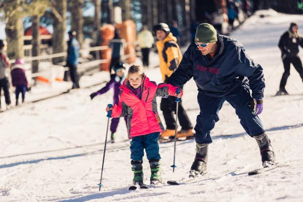 Skiing with Kids at Appalachian Ski Mountain
