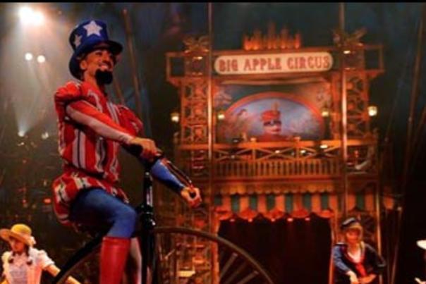 Big Apple Circus 2014