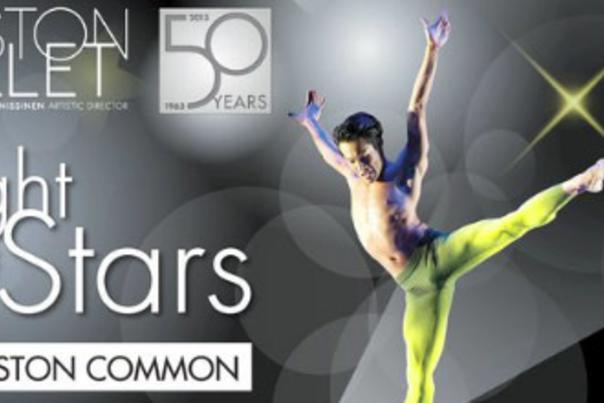 Boston Ballet's Night of Stars 2013