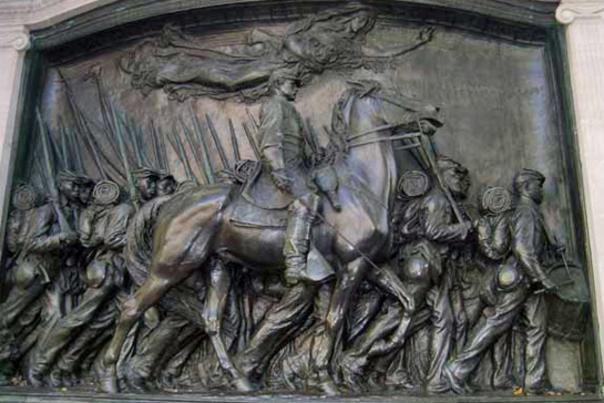 Robert Gould Shaw Memorial