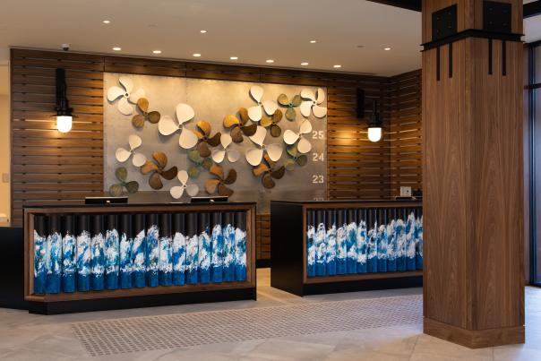 Homewood/Hampton Hilton Boston Seaport