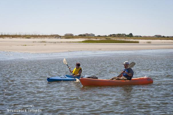 DSC_2902_OCEAN ISLE Beach Kayaking