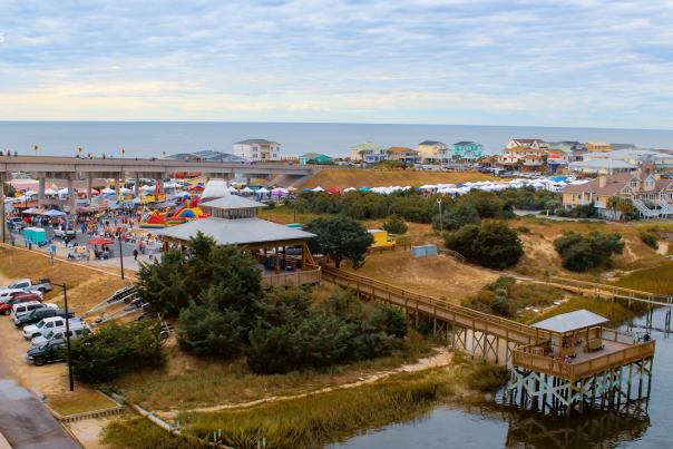 Festival by the Sea in Holden Beach, NC