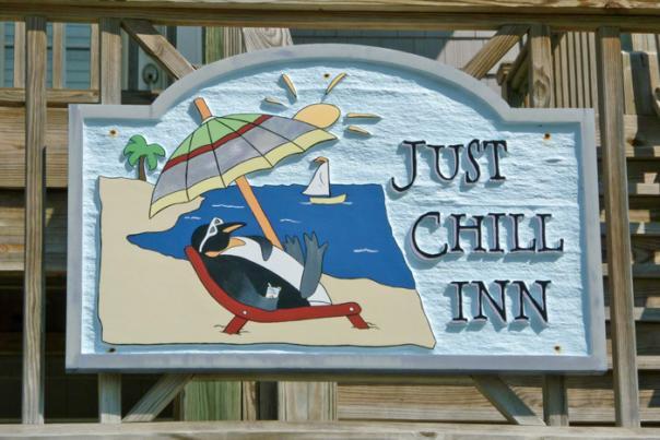 just chill inn