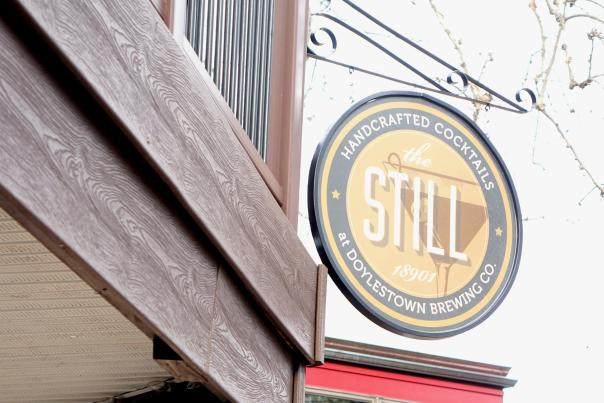 he Pub offers a wide variety of beer and food selections to choose from, with 10 beers on tap, local wine and an always changing food menu to accompany each beer and changing seasons.