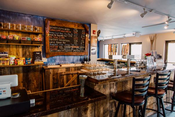 Great Barn Brewery Taproom