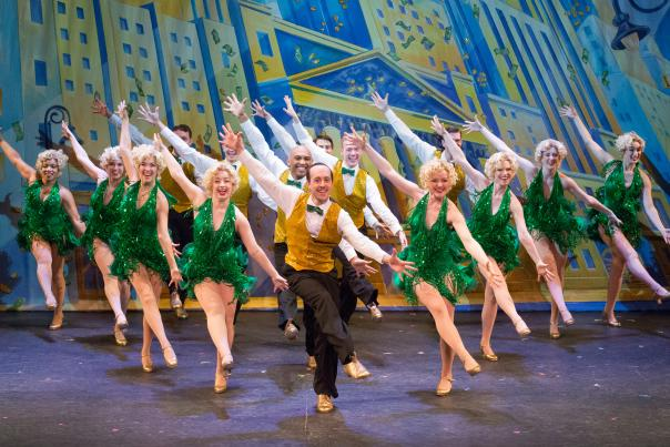 42nd Street In the Money performance