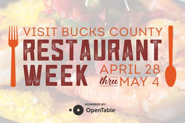 Visit Bucks County Restaurant Week