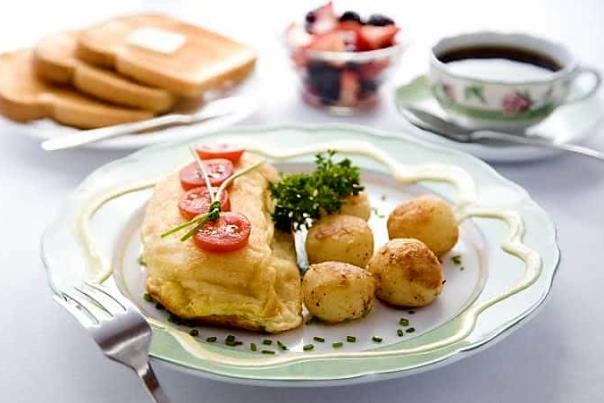 Souffle Omelet