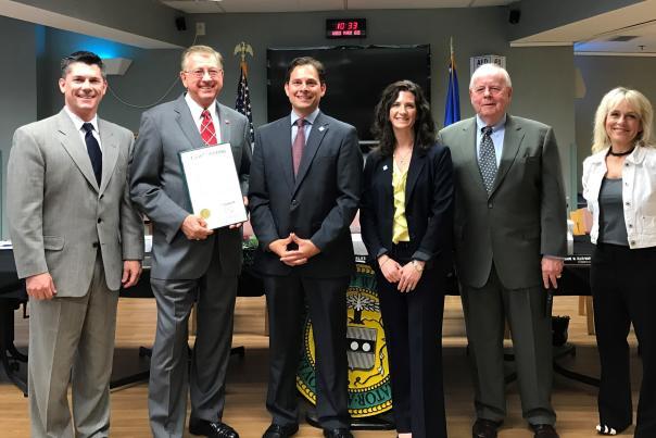 Commissioners proclaim Bucks County Tourism Week