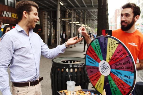 2018 In-Market Activation in NYC